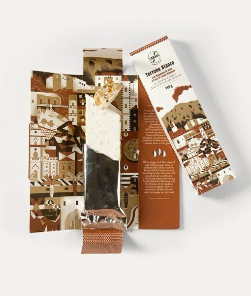 일러스트레이션을 통해 원산지 스토리텔링을 더한 제품 상자