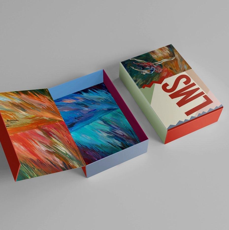 2021년 패키지 디자인 트렌드: 예술 작품을 추가한 포장