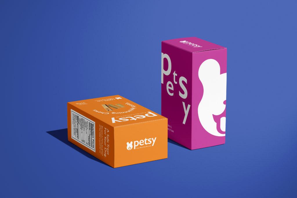 제품 박스 제작 사례