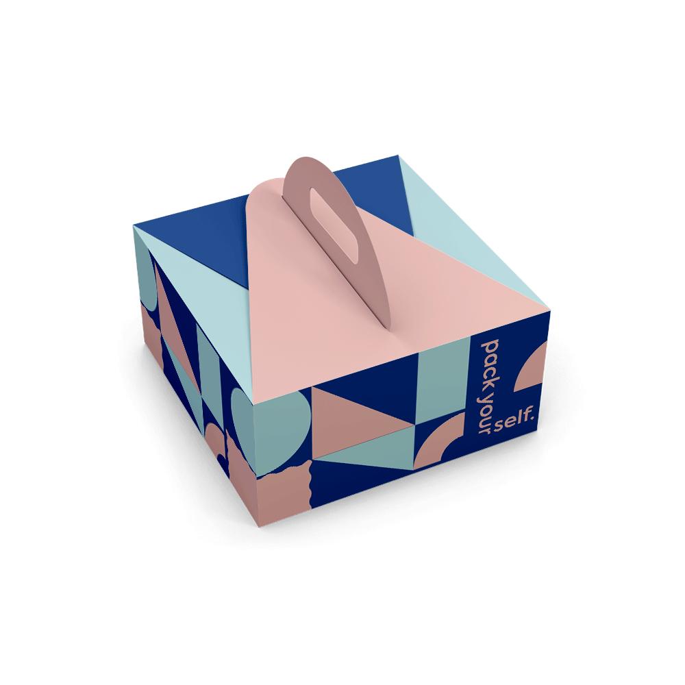 패커티브 맞춤형 핸들 상자
