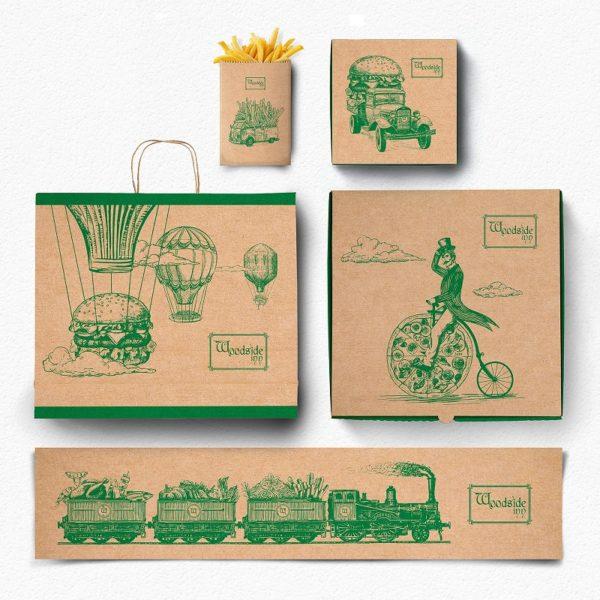 친환경 종이로 만드는 친환경 패키지, 친환경 박스 제작하기