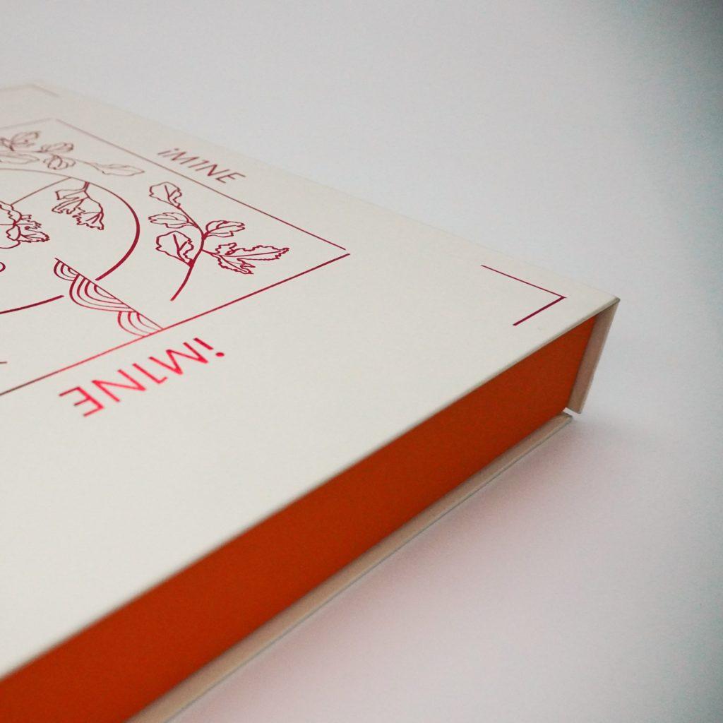 은박 싸바리 박스 제작